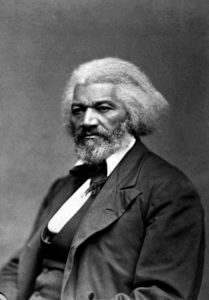 Famous People From Rochester NY Frederick Douglass portrait 1