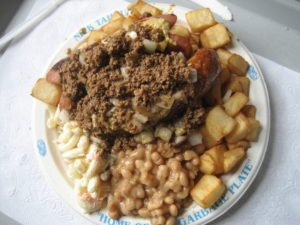 Rochester Local Food and Drinks Garbage plate rochester ny