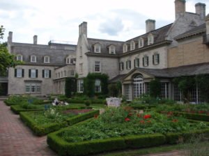 Top 10 Population Facts About Rochester NY Garden of George Eastman House