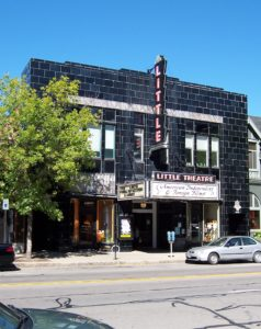 Top Five Cinemas In Rochester NY Rochester Little Theatre   Exterior