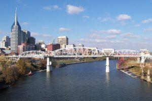 TOP 7 MOST HISTORIC LANDMARKS AND SITES IN NASHVILLE bridge nashville tn