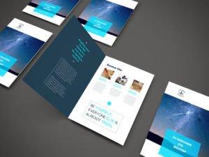 Brochure & Collateral Design Services. brochure design company