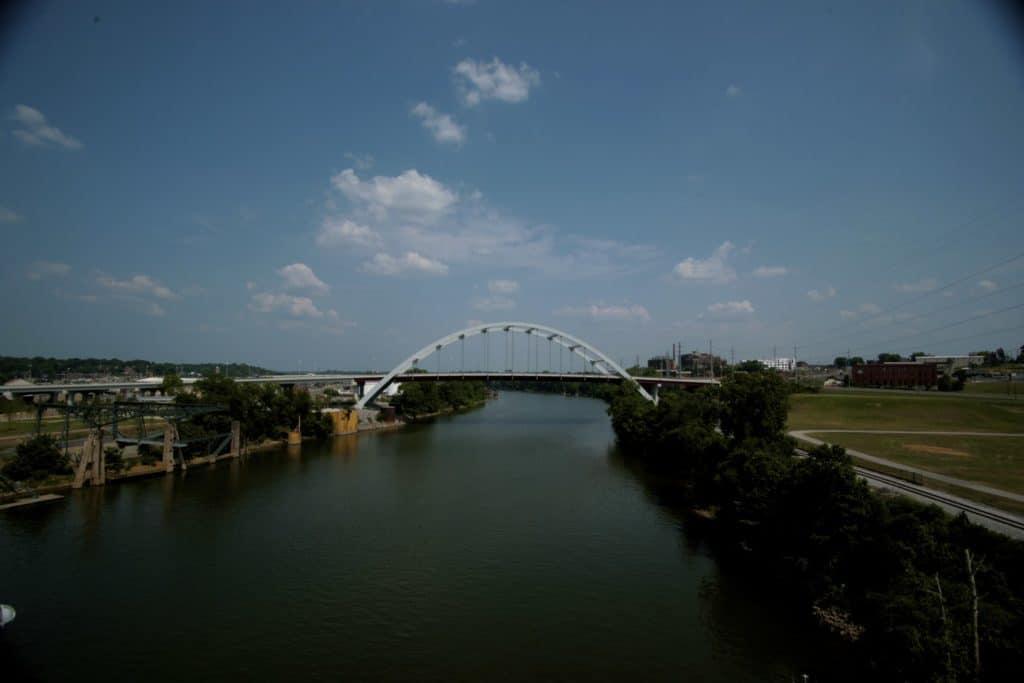 Nashville outdoor activities cumberland river nashville tn