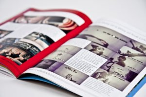 Magazine and Catalog Design magazine design