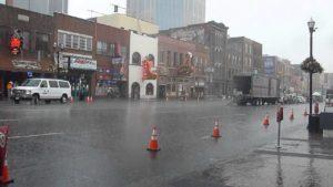 Nashville weather nashville rainy day