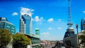 Nashville population nashville tennessee city
