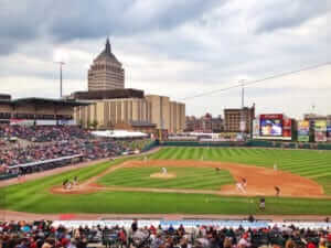 Rochster NY Sports Franchises rochester red wings field