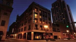 Where To Sleep In Rochester NY rochestesr downtown hotel