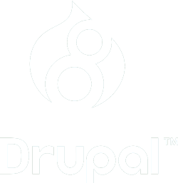 Drupal development logo